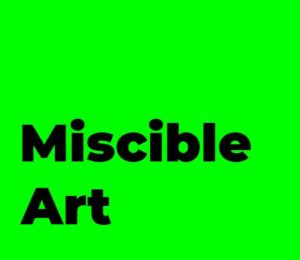 Miscible - Art and cultural projects development - Lyon, France.